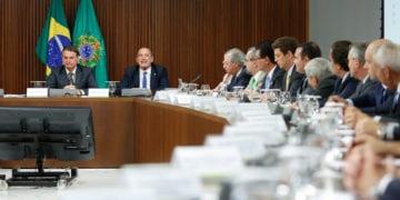 (Brasília - DF, 19/11/2019)  Palavras do Ministro de Estado Chefe da Casa Civil da Presidência da República, Onyx Lorenzoni.rFoto: Carolina Antunes/PR