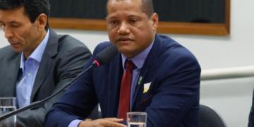 Diretor-Presidente da ADEMA/SE - Administração Estadual do Meio Ambiente do Estado de Sergipe, Gilvan Dias dos Santos. Foto: Jailson Sam/Câmara dos Deputados