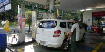 Posto de gasolina.   Foto: Roque de Sá/Agência Senado