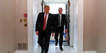 (Washington, DC - EUA 19/03/2019) Encontro com o Senhor Donald Trump, Presidente dos Estados Unidos da América. Foto: Alan Santos/PR