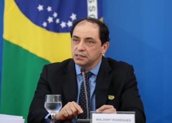 (Brasília - DF, 16/10/2019) Coletiva de imprensa do Secretário Especial de Fazenda, Waldery Rodrigues.rFoto: Clauber Cleber Caertano/PR