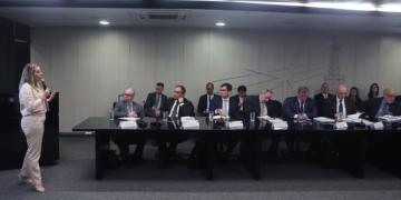 Reunião Ordinária do CNPE em 2019. Foto: MME