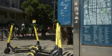 Patinetes elétricos estão na nova versão do texto que previa, originalmente, promover a eletrificação do transporte de massa / Foto: EBC