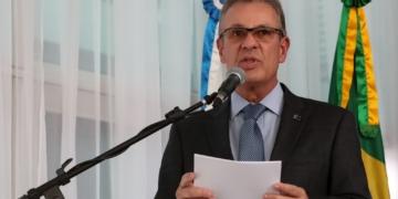 Palavras do Ministro de Minas e Energia, Bento Albuquerque. Foto: Marcos Corrêa/P