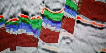 Visualização de dados sísmicos – Gilles Leimdorfer, Total