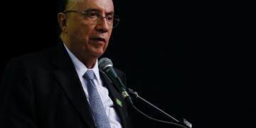 (Rio Verde - GO, 30/01/2018) Palavras do Ministro da fazenda, Henrique Meireles. Foto: Beto Barata/PR