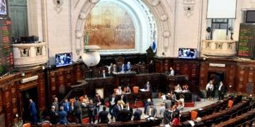 Plenário da Alerj. Foto: Octacílio Barbosa/Alerj