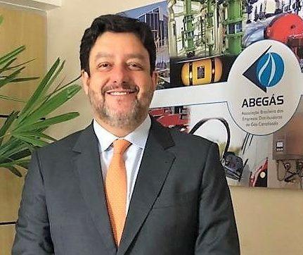 Augusto Solomon, presidente executivo da Abegás