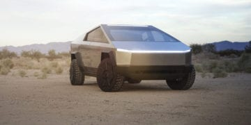 Utilitário inspirado em obras de ficção científica dos anos 1980, Cybertruck é a mais recente aposta da Tesla para o mercado de veículos elétricos