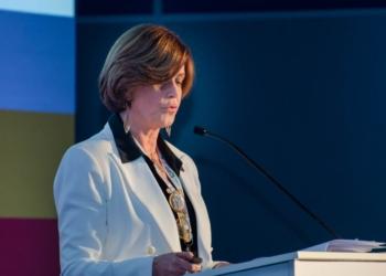 A diretora de Gás e Refino da Petrobras, Anelise Lara. Foto: Andre Ribeiro / Agência Petrobras
