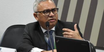 diretor da Agência Nacional de Petróleo, Gás Natural e Biocombustíveis (ANP), Aurélio Amaral. Foto: Edilson Rodrigues/Agência Senado