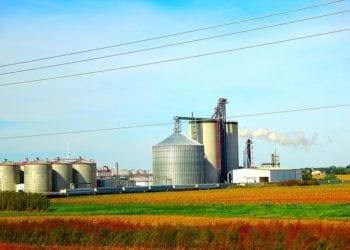 UWGP Ethanol Plant Etanol nos EUA