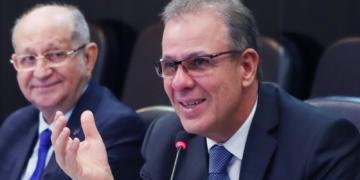 Ministro de Minas e Energia Bento Albuquerque