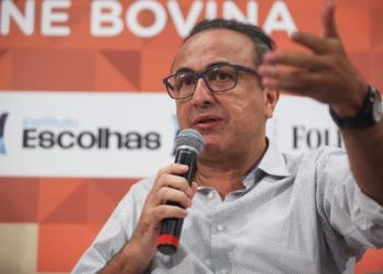 Sérgio Leitão, diretor executivo do Instituto Escolhas (foto por Leonardo Rodrigues, janeiro de 2020)
