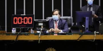 Ordem do dia para votação de propostas. Presidente da Câmara dos Deputados, dep. Rodrigo Maia (DEM - RJ). Foto: Maryanna Oliveira/Câmara dos Deputados