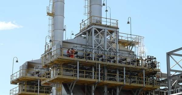 Unidade de processamento da refinaria Isaac Sabbá, a Reman
