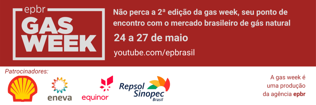 Não perca a 2ª edição da gas week, seu ponto de encontro com o mercado brasileiro de gás natural